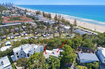 North Burleigh Headland Duplex Pair… Once In A Lifetime Opportunity