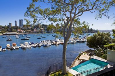 Magnificent Waterfront Apartment With Approx. 520 SQM Indoor/Outdoor Living In Elite Building With Pool