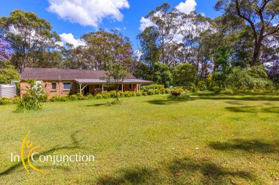 26 acre property  zoned ru2/sp2 with single level home, stunning blue mountain vistas and picturesque water-lilly dam.