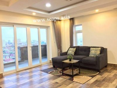 Veal Vong, Phnom Penh | Condo for rent in 7 Makara Veal Vong img 1