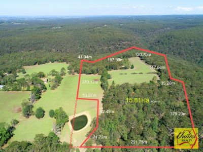 Private, Approx. 37 Lifestyle Acres!