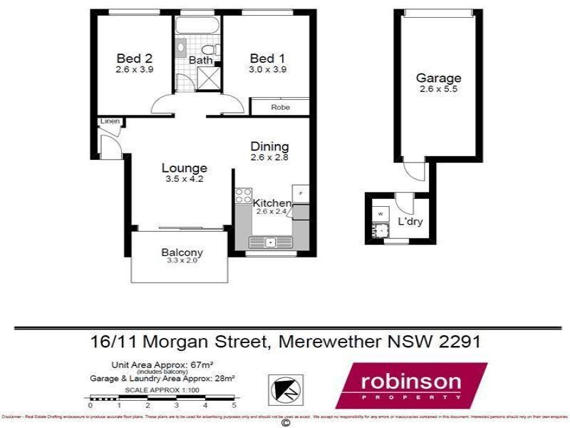 16/11-15 Morgan Street, MEREWETHER