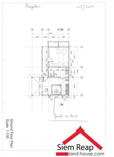 Svay Dankum, Siem Reap   House for sale in Siem Reap Svay Dankum img 3