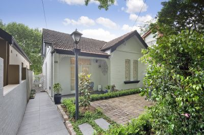 Immaculate Family Home With Dual Street Frontage In The Heart Of Double Bay