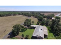 Large Brick Home on 12 Acres
