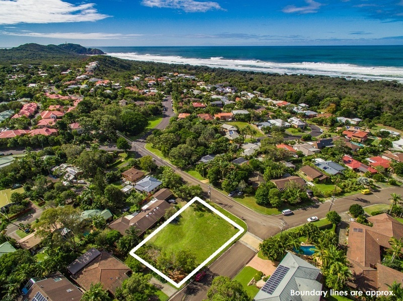 BEACHSIDE LAND - DEVELOPMENT POTENTIAL