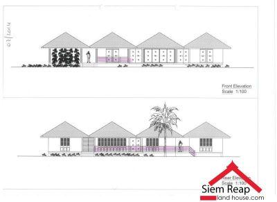 Svay Dankum, Siem Reap   House for sale in Siem Reap Svay Dankum img 1