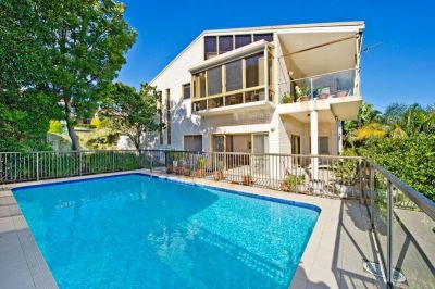 Ideal Family Home with Panoramic Harbour Bridge and City Views