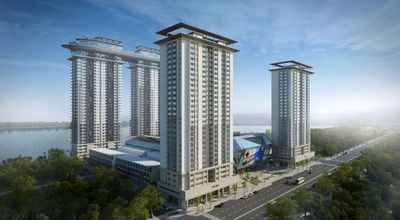 D.I. RIVIERA , Tonle Bassac, Phnom Penh | New Development for sale in Chamkarmon Tonle Bassac img 1