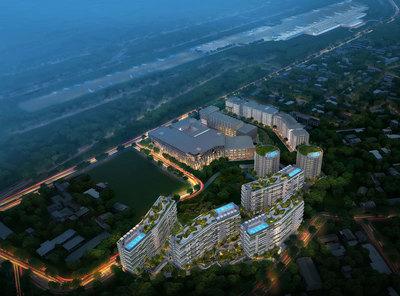 Bodaiju Residences, Kakap, Phnom Penh | New Development for sale in Por Sen Chey Kakap img 2