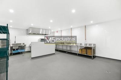 136SQM - Near New Food Preparation Facility