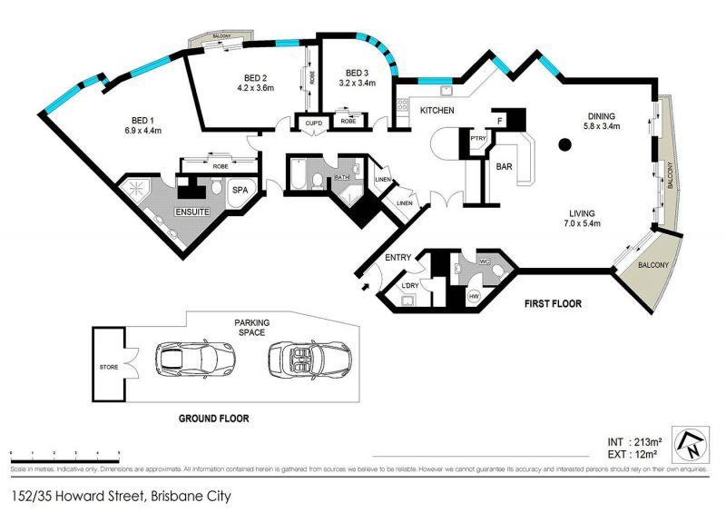 152/35 Howard Street Brisbane City 4000