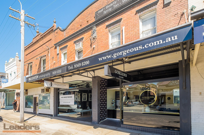 EXCELLENT INVESTMENT & POTENTIAL FOR SHOP TOP RESIDENCE