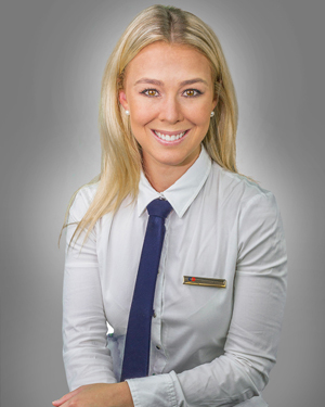 Hannah Martin Real Estate Agent