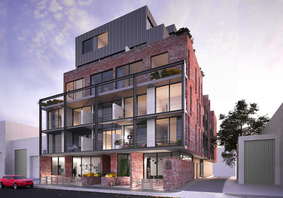 Brand New Luxury Apartments 6.5km from Melbourne CBD