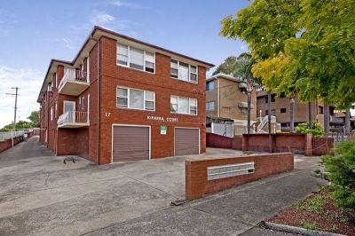Excellent first home or investment.