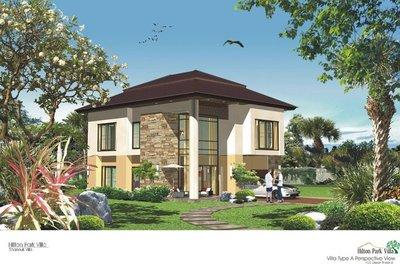 Borey Hillton  Park Villa, Sangkat Buon, Sihanoukville | Borey for sale in Sihanoukville Sangkat Buon img 7