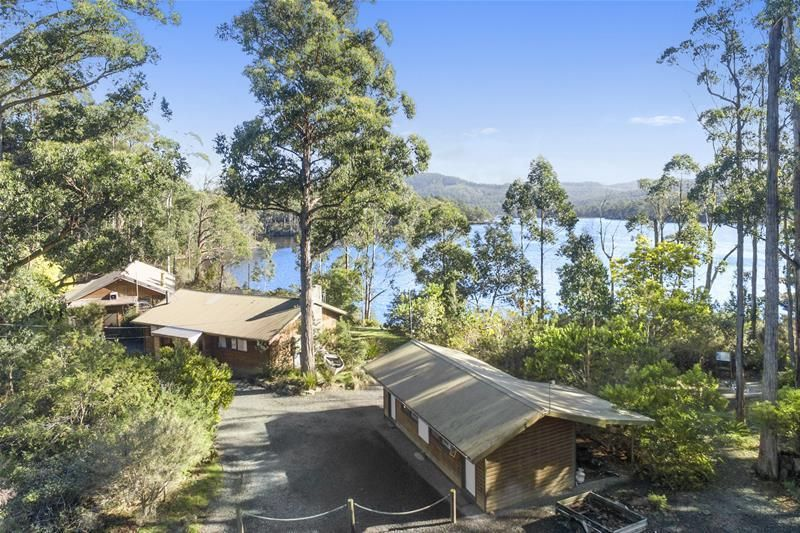 38 acres Waterfront Wilderness Camp