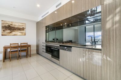 Spacious Near New One Bedroom Apartment with City Views