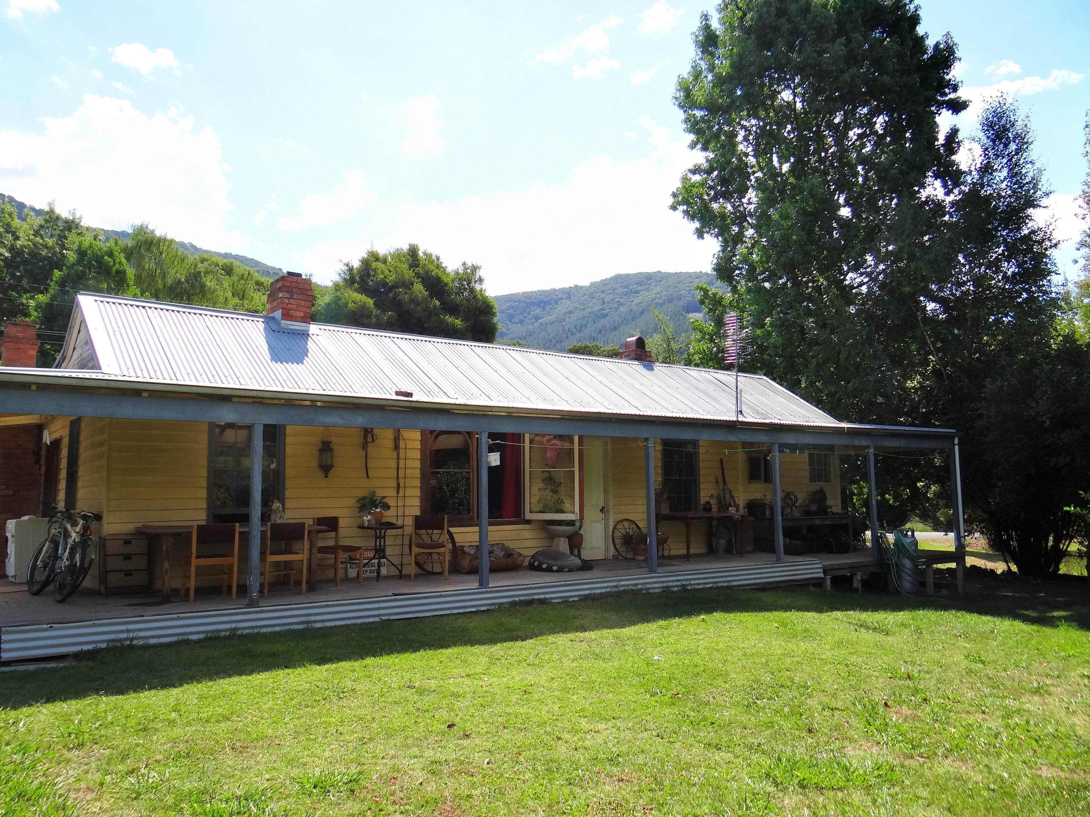 'RiverView' - Historic Cottage Circa 1895