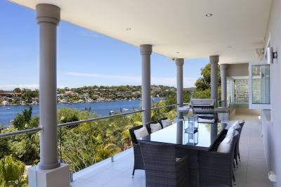Sophisticated bayside living