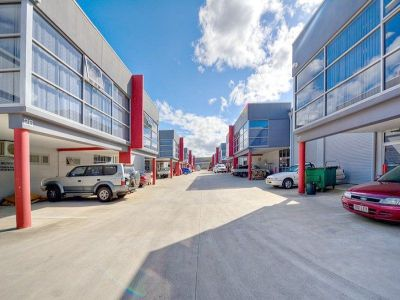 219sqm - Security Complex with High Cube Warehousing