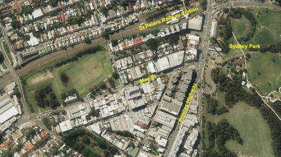400m²- Ideal Inner City Storage Facility.