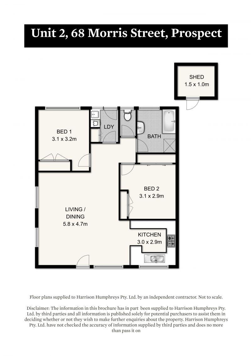 68 Morris Street Floorplan