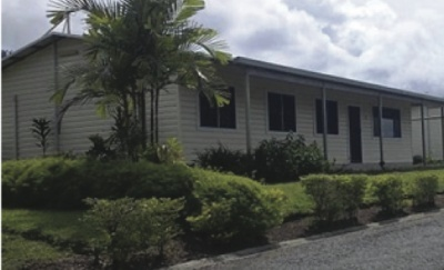 House for rent in Lae Lae