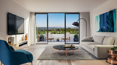 Luxury Oversized Apartments - 2 Bedroom Apartments from $649k
