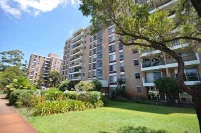 SECURE APARTMENT LIVING ON THE TOP FLOOR! ONE WEEKS FREE RENT...