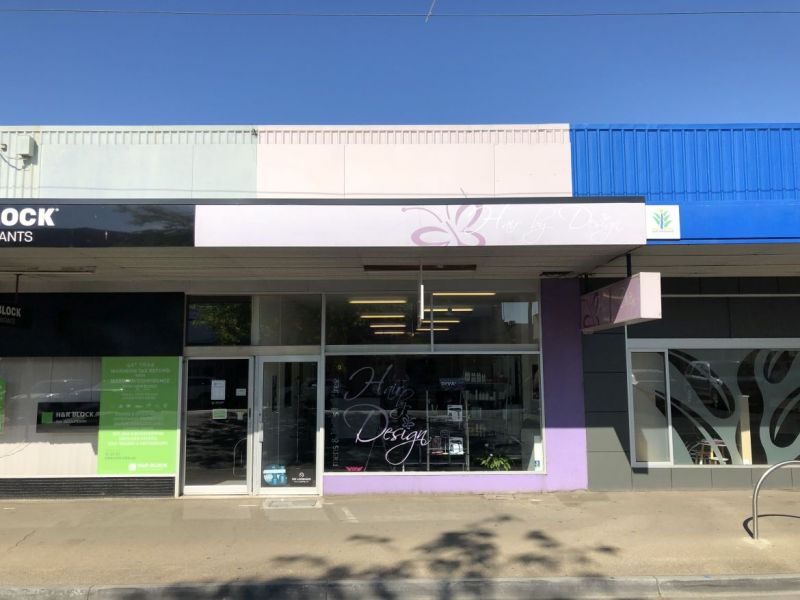 Central CBD Retail Opportunity