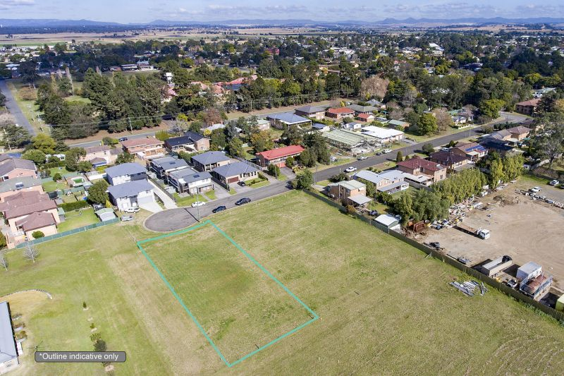 Lot 3 West Cranston Avenue, Singleton