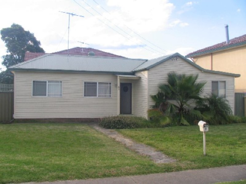 31 Junction Road, Moorebank