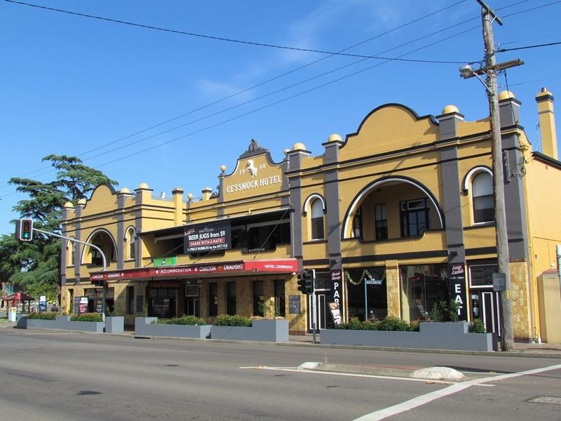 Freehold Hotel For Sale - Hotel Cessnock, Cessnock