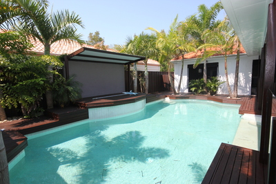 Family Home in Noosa Waters