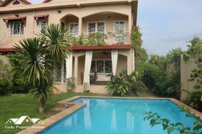 Preaek Pra, Phnom Penh   Villa for sale in Chbar Ampov Preaek Pra img 2