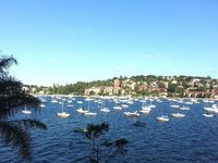 DARLING POINT. SUNNY WATERFRONT, SPACIOUS, RENOVATED 2 BED + STUDY APARTMENT WITH THE LOT.
