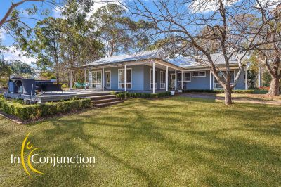 116 cattai ridge road, glenorie