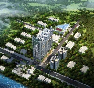 East View Residence Cambodia, Tonle Bassac, Phnom Penh   New Development for sale in Chamkarmon Tonle Bassac img 0