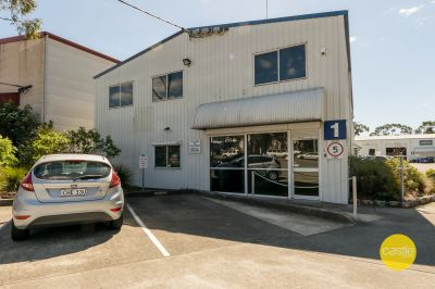 Free Standing Industrial & Professional Offices, Warehouse Inc Yard