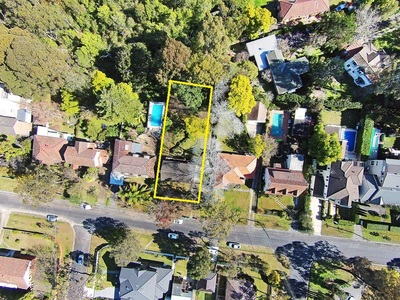 Re-development opportunity in tranquil location with bush views