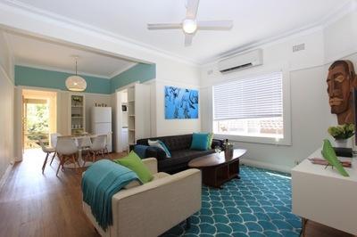 BONDI BEACH 2 BED 1 BATH AIR CON WIFI WHAT MORE COULD YOU WANT
