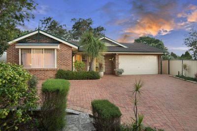 SOLD for $1,040,000!  Single living splendour in highly desirable pocket.