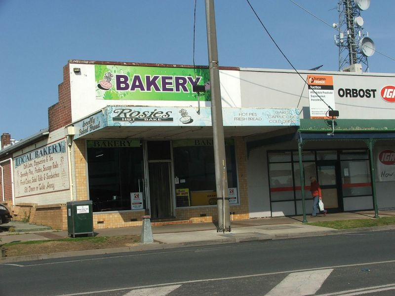 BAKERY & FREEHOLD FOR SALE