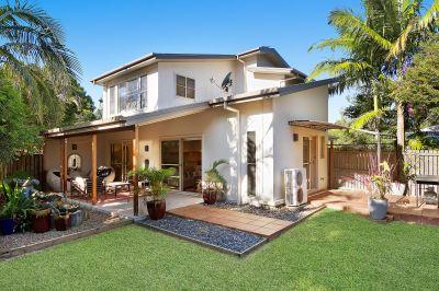 Quality townhouse designed for coastal family living