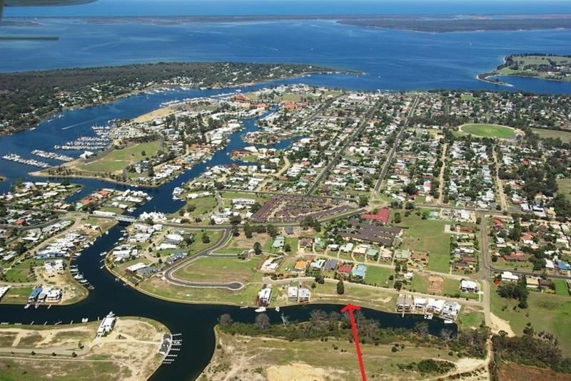 BUILD YOUR NEW LIFESTYLE ON THE INLET