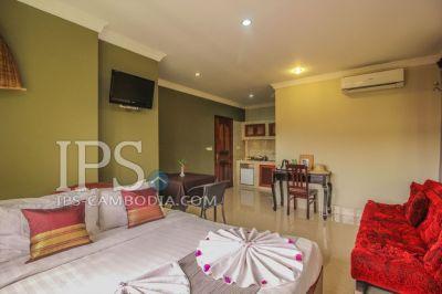 Svay Dankum, Siem Reap | Condo for rent in Siem Reap Svay Dankum img 1