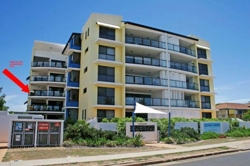 Unit 303, Coral Sands, 65 Esplanade, Bargara