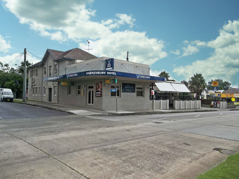 INVESTMENT HOTEL FOR SALE - Hawkesbury Hotel, Windsor